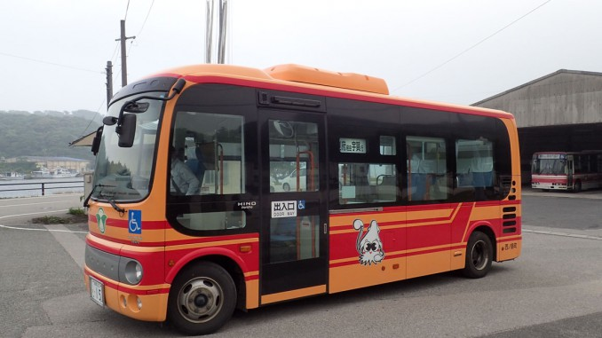 西之島町営バス