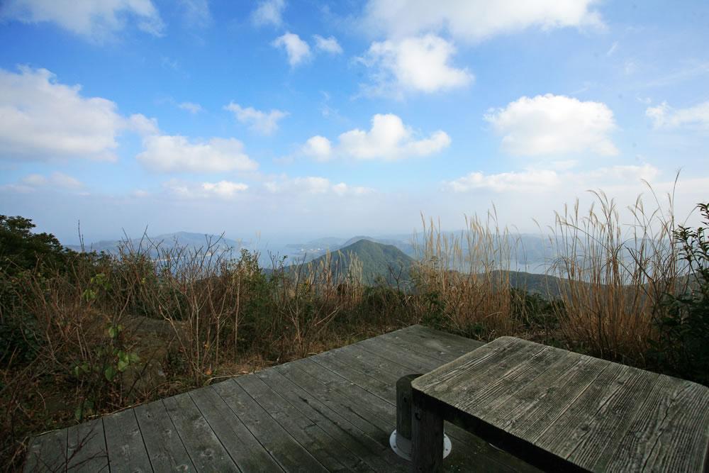 Mt. Takuhi Track 焼火神社トレッキング