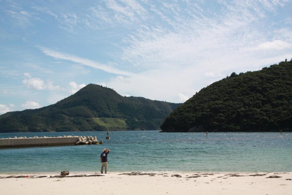 大山海水浴場 oyamabeach