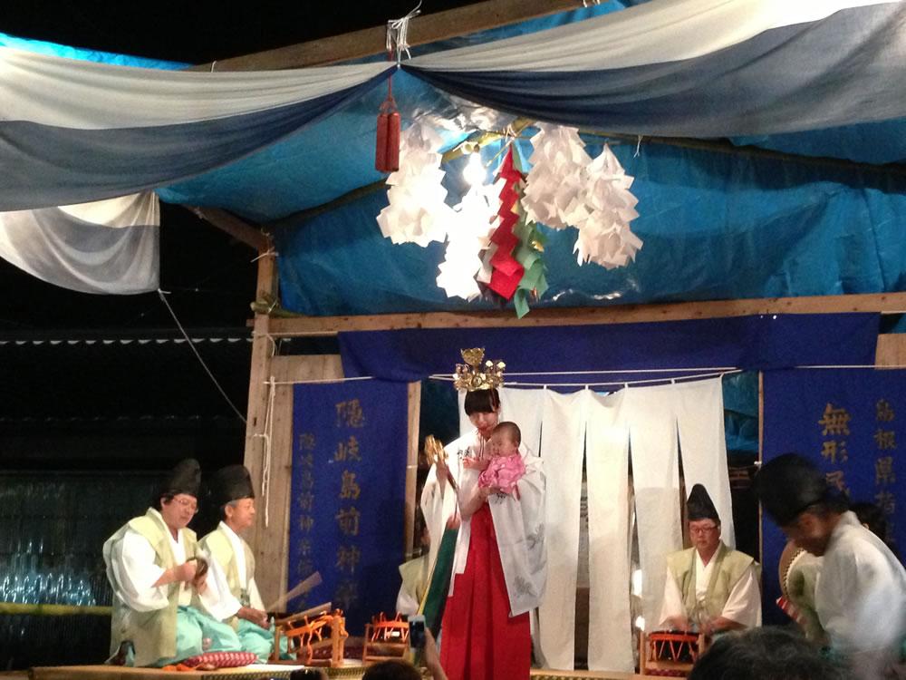 高田神社祭り