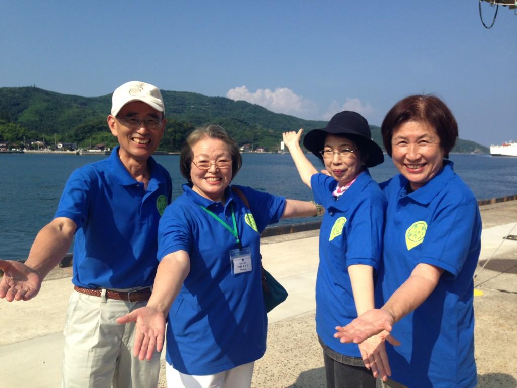 NISHINOSHIMA GUIDE CLUB 西ノ島ふるさと案内人