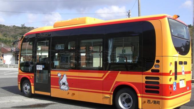 西ノ島町営バス(路線バス)   T...