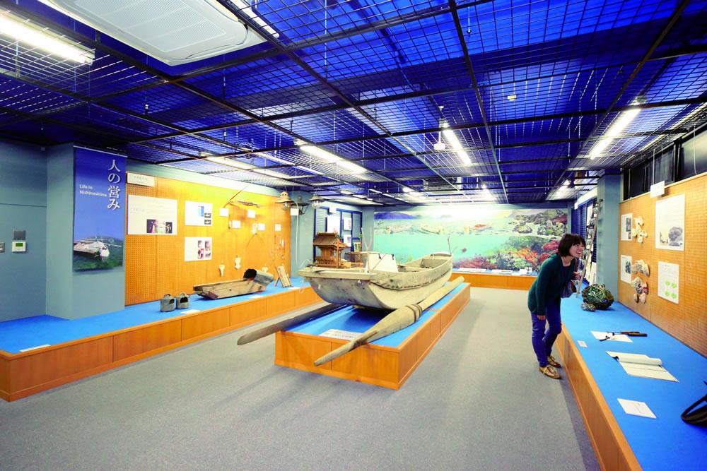西ノ島ふるさと館 furusatomuseum