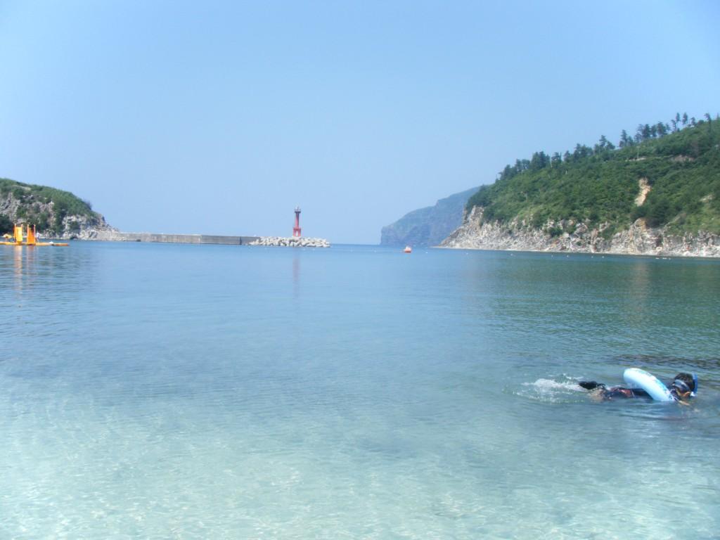 外浜海水浴 sotohamabeach