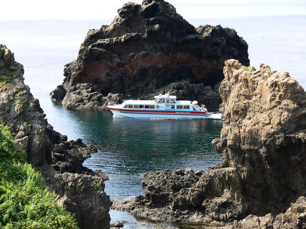 定期観光船(Aコース)