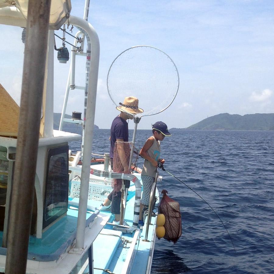 釣り船(優心)